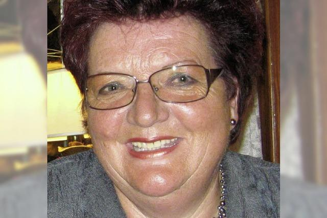 Sonja Bucher bei Köhler