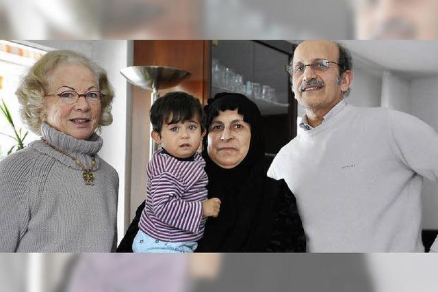 Ein Herz für den kleinen Mohammed