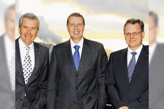 Volksbank steht vor Stabwechsel