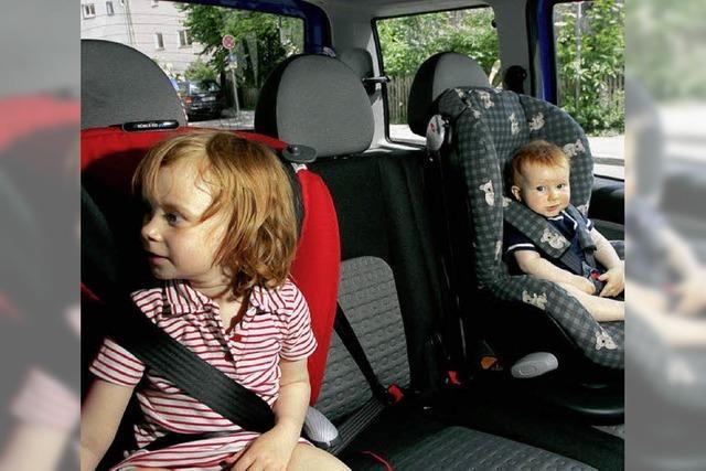 Unfallschutz für Kinder