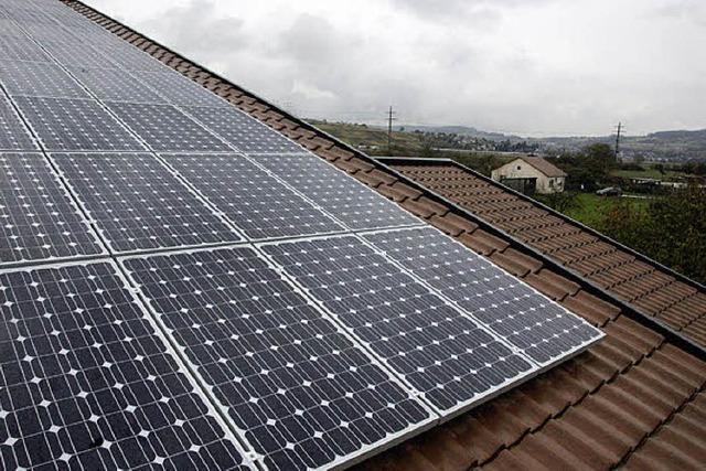 Gemeinden als Stromerzeuger