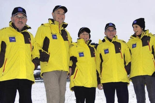 Skizunft hilft bei der WM