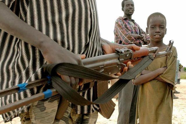 Vor der Wahl wächst im Sudan die Angst