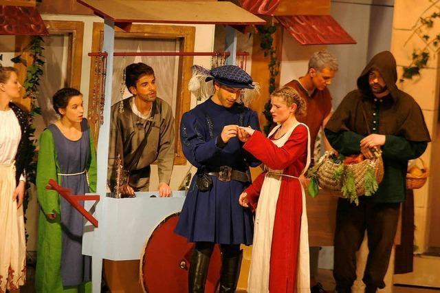 Beeindruckendes Theater des MGV Schutterbund