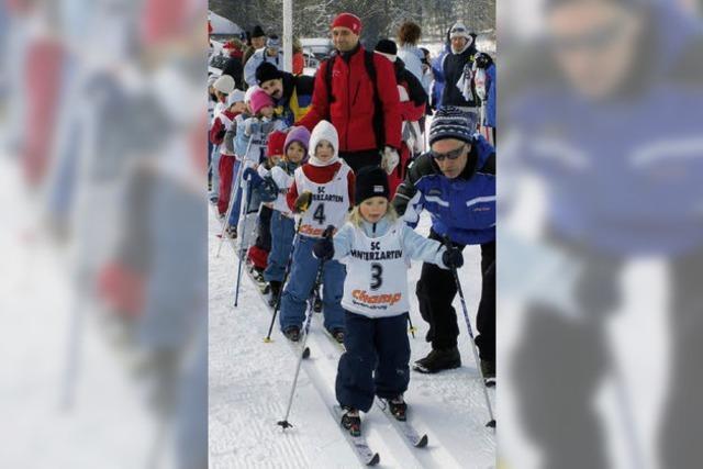 Winterfest für die Skijugend