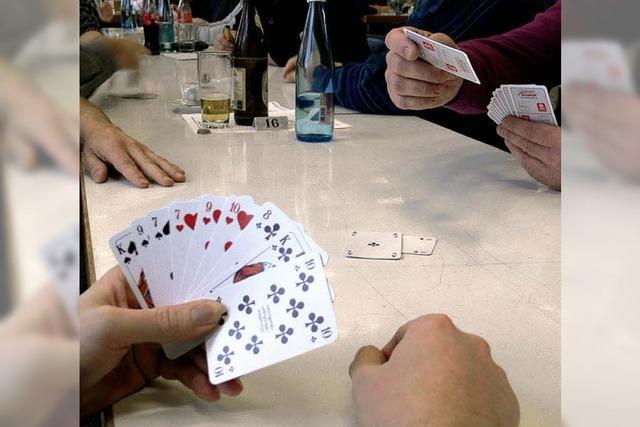 Der Spaß am Spiel steht im Vordergrund