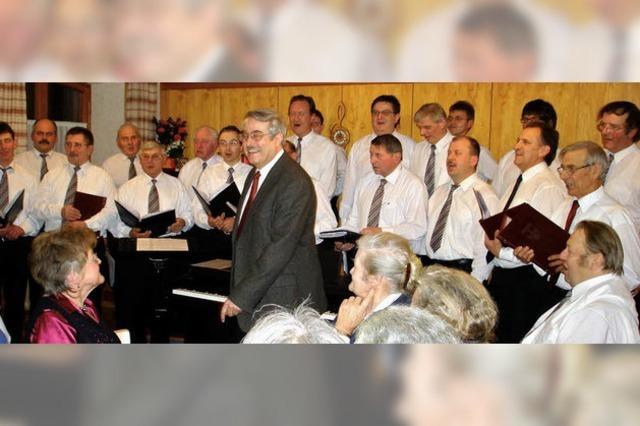 Rieder Sängerfeier findet wieder großen Anklang