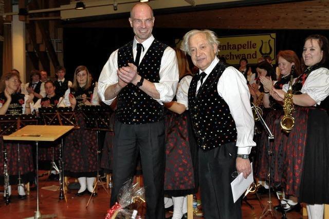 Der weit gereiste Vollblutmusiker wird fehlen