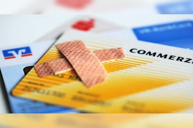 Banken zahlen für Schäden