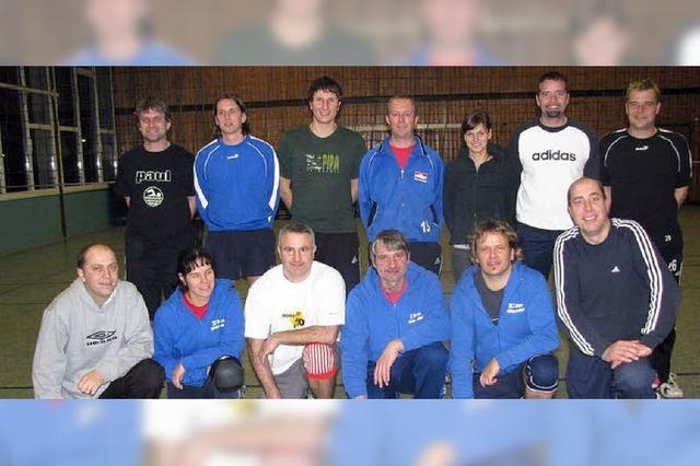 Dreikönigs-Volleyballturnier für einen guten Zweck