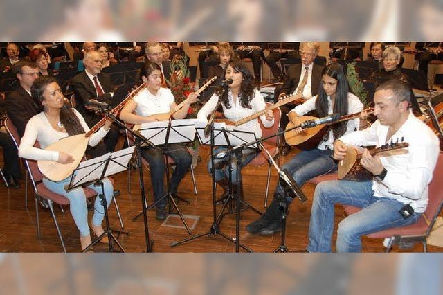 Der bezaubernde Klang der türkischen Laute