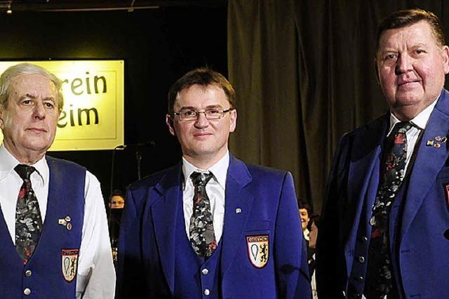 Die Ottenheimer Musiker glänzen mit Musicals