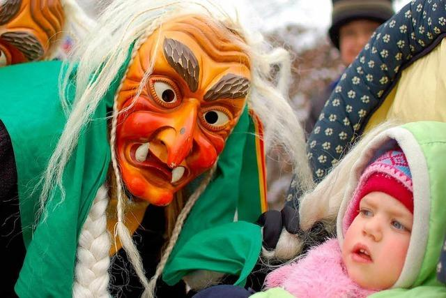 Fotos: Narren machen Ettenheim unsicher