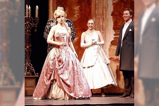 Humoriges Musical mit Opernatmosphäre