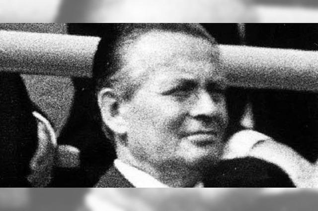 Willi Daume unter Verdacht