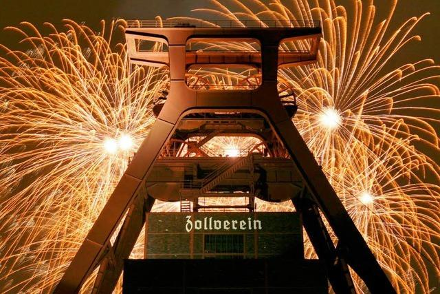 Kulturhauptstadt 2010: Komm zur Ruhr!