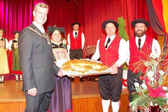 Bürgermeister Rein sieht die Krise als Chance an