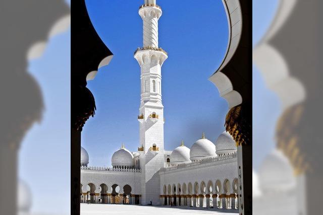 Moschee der Rekorde