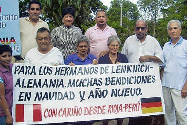 Perukreis plant das Jahr