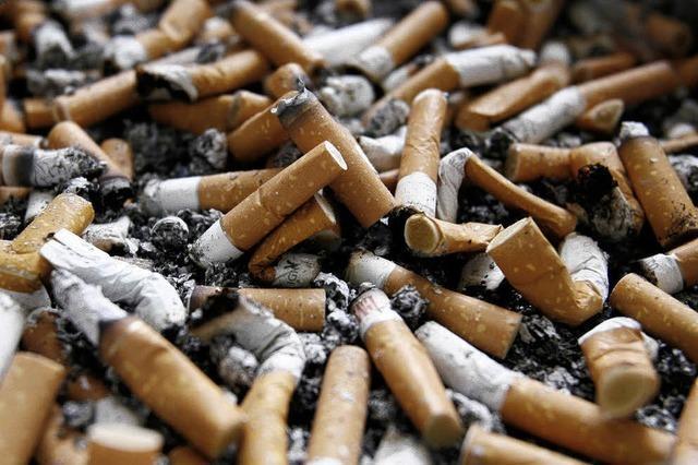 Rauch sorgt für dicke Luft