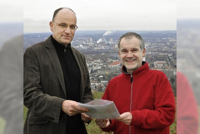 MEIN LIEBLINGSPLATZ: Preisgekrönter Höhenflug