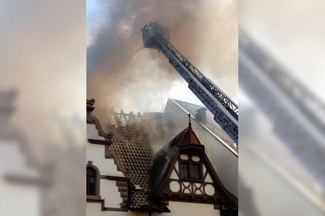 Feuerwehr leistet weit mehr als Brandbekämpfung