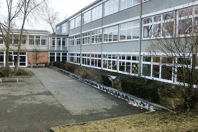 Wann der Schulpavillon gebaut wird, ist völlig offen
