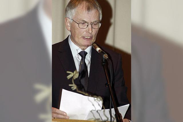 Landrat kritisiert Kirchturmdenken