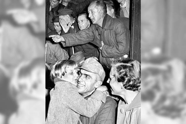 Die psychischen Leiden der Heimkehrer aus dem Zweiten Weltkrieg