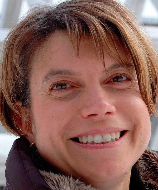 Katja Maaß.  | Foto: Anita Rüffer