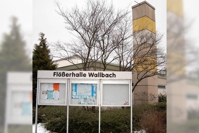 Wallbach will die Flößerhalle feiern