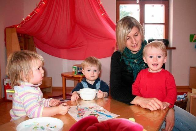 Minikindergarten nach Berliner Modell