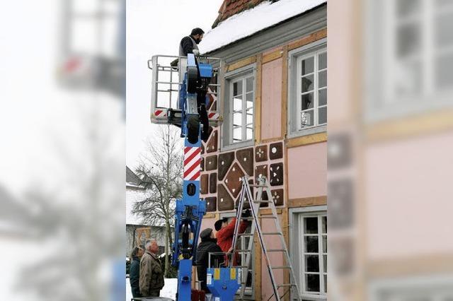 UNTER UNS: Knusperhaus ade!