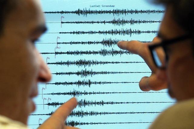 Leichtes Erdbeben in der Ortenau – keine Schäden
