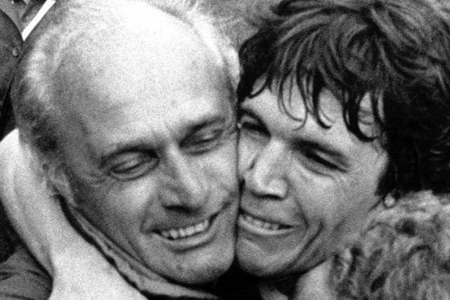 Udo Lattek feiert 75. Geburtstag