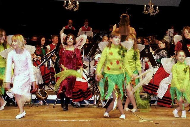 Jugendorchester war Bereicherung