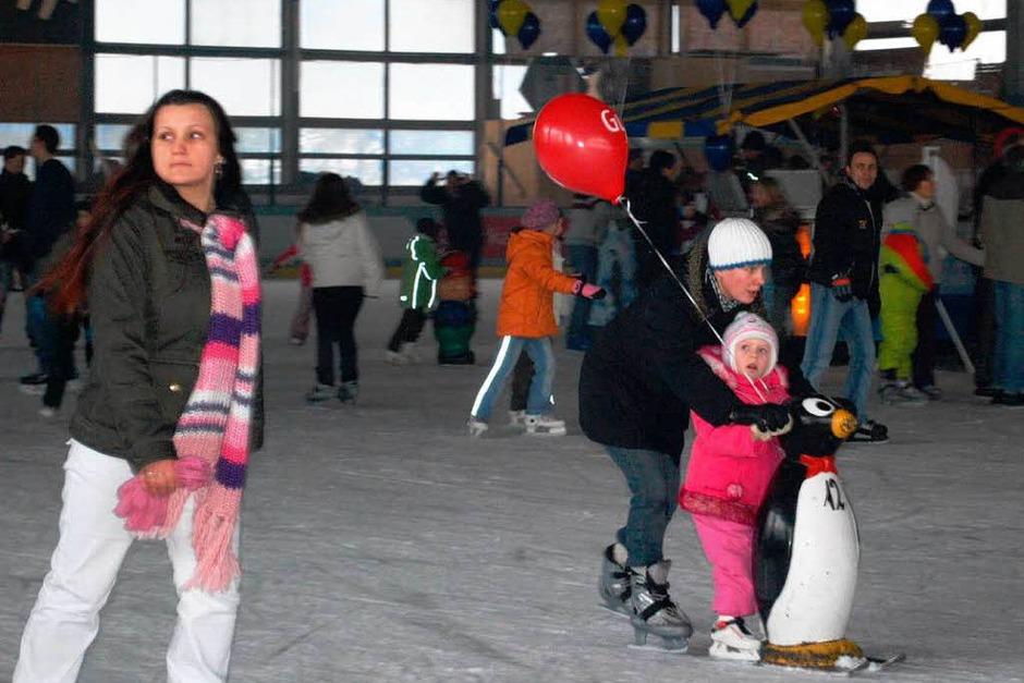 Impressionen vom Mega-Wochenende in der Eishalle in Herrischried (Foto: Daniela Jarusel)