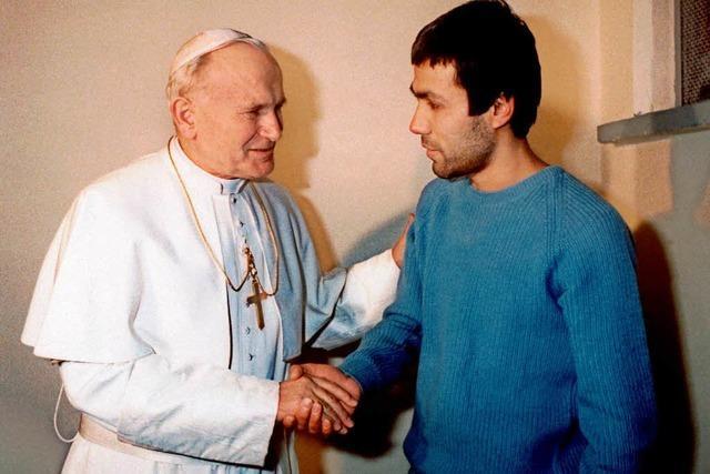Papst-Attentäter Agca kommt frei
