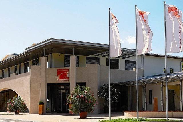 WG Oberbergen steigert Umsatz auf 8,7 Millionen Euro
