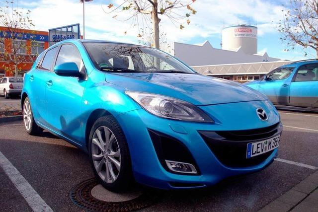 Mazda 3: Biedermann im besten Sinne
