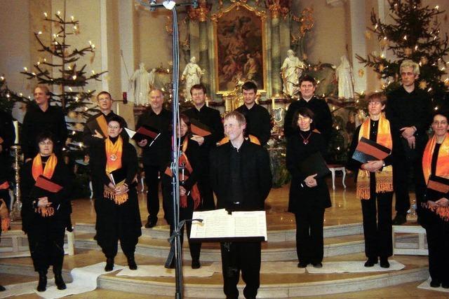 Choeur Vocaléidos - A-capella-Gesang auf Spitzenniveau