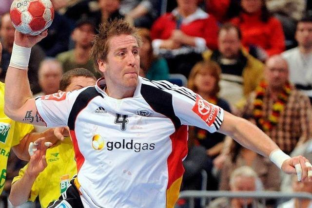 Handball-EM: Deutschland ist nur Außenseiter