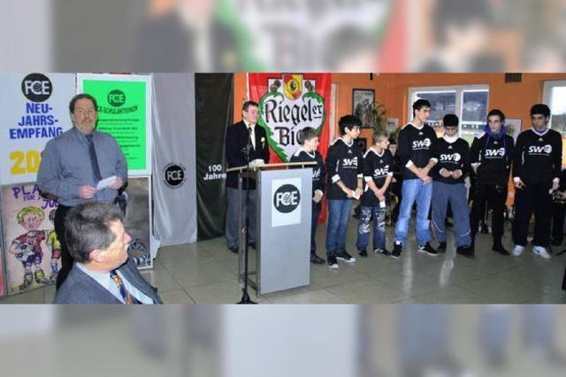 Der FC Emmendingen setzt weiter auf die soziale Integration