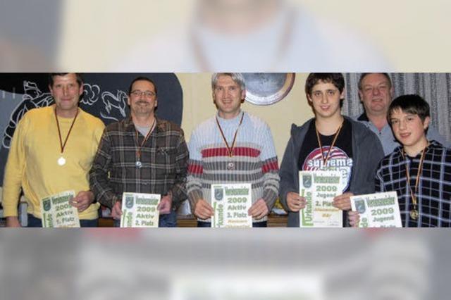 Fischerverein verliert so gut wie keine Forellen