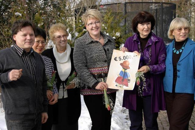 Spenderinnen mit Herz und Kunst