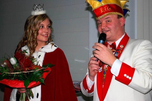 Lisa I. heißt die neue EFG-Königin