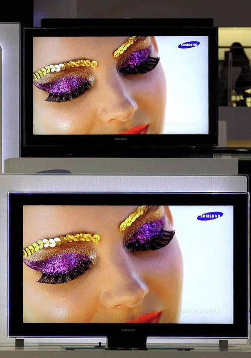 Fernseher in Südbaden kommen oft von Alexander Bürkle.     Foto: DPA