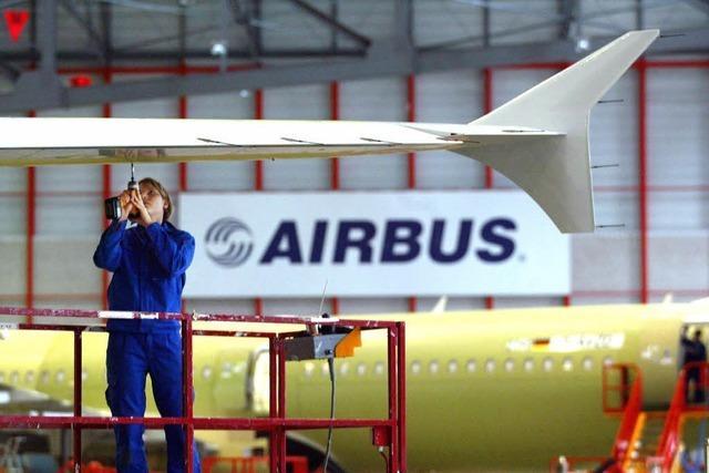 Airbus zwischen Jubel und Sorge