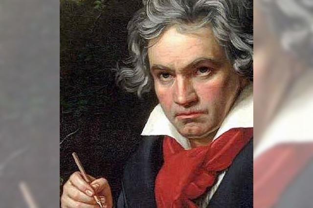 FREITAG: KLASSIK: Beethoven!