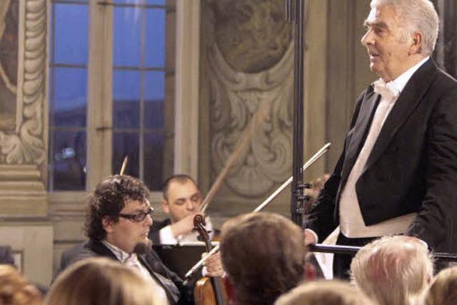 SAMSTAG: KLASSIK: Musik in historischen Mauern